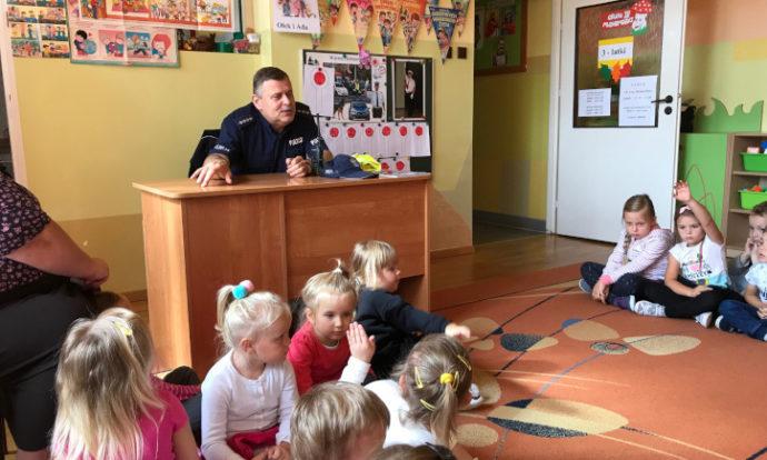 Spotkanie z poliscjantem